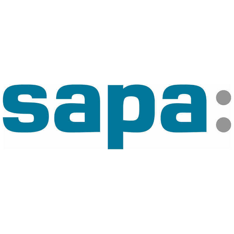 Sapa Logo CE-CON Referenz Kunde