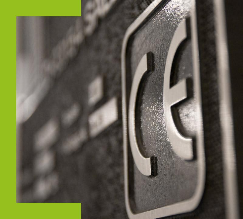 Arbeitssicherheit und CE-Kennzeichnung