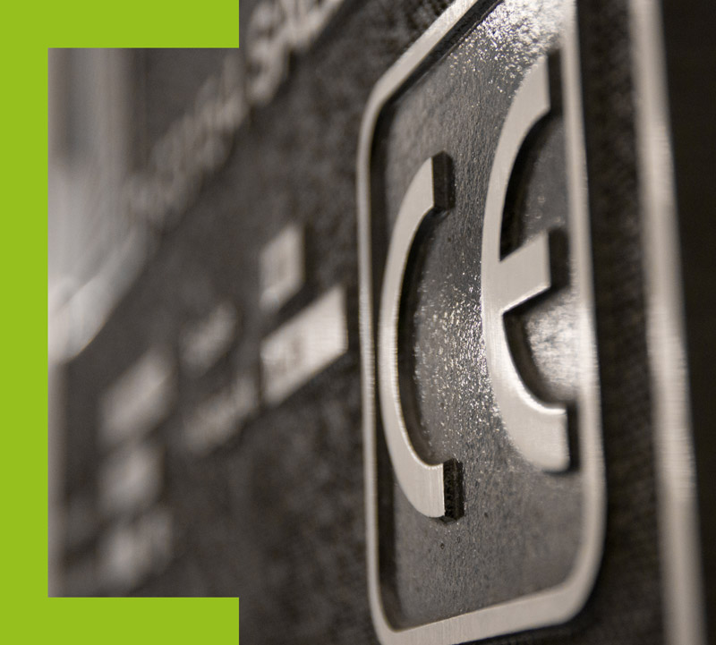 CE-Beauftragte sind Spezialisten rund um die CE-Kennzeichnung