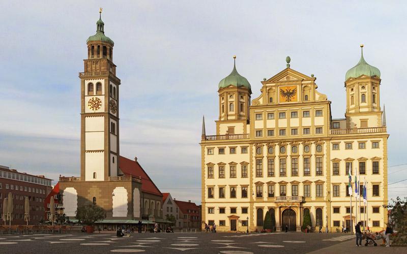 Standort in Augsburg