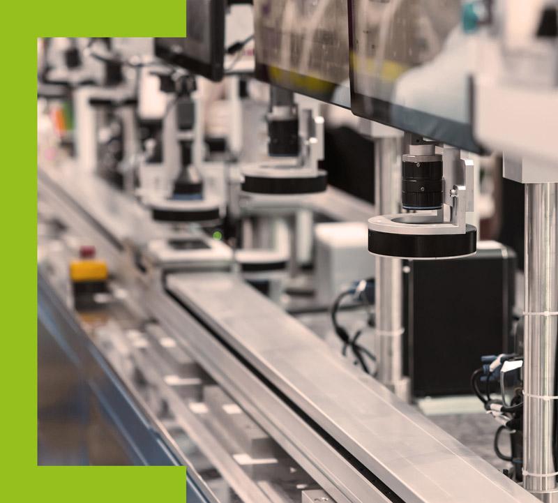LOTO-Verfahren fuer verschiedene Maschinen